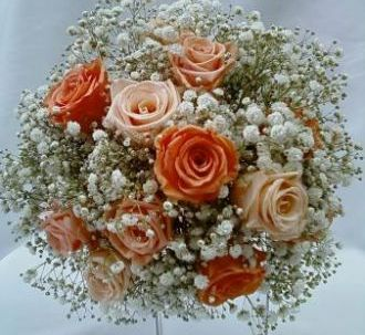 bouquet-rosas-tons-de-salmao-naturais-preservadas-e-mosquitinho-fresco-buquelight-orange