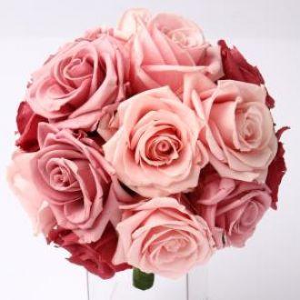 bouquetredondoemtonsrosabyelisamacorunica
