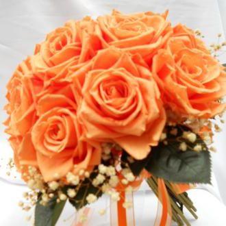 bouquetrosaslaranjaforteorange