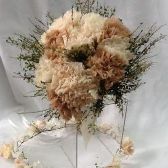 bouquet-cravos-nude-champagne-e-off-white-naturais-preservados-buque-cor-unica