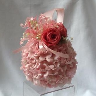 bouquet-daminha-aliancas-buque-cor-de-rosa-natural-preservadolight-pink
