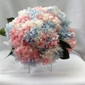 bouquet-de-hortensias-cor-de-rosa-brancas-e-azuis-naturais-preservadas-buque-cor-unica