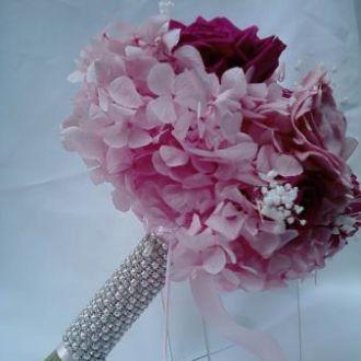bouquet-hortensia-rosa-gardenias-rosa-e-rosas-pink-naturais-preservadas-bouquetcherry-blossom