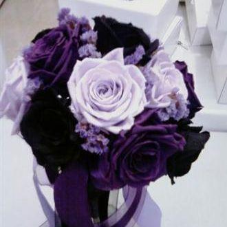 bouquet-rosas-lilas-roxas-e-negraspurple
