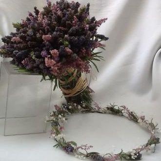 buque-bouquet-lavandas-desidratadas-e-frescas-cor-unica