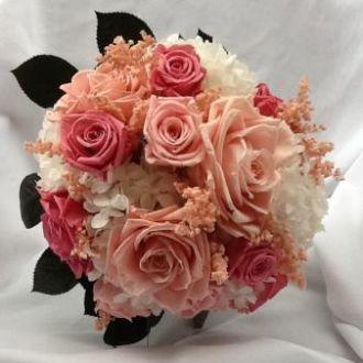 buque-flores-preservadas-rosas-hortensias-e-solidagogypsy-pink