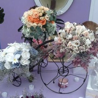 buques-bouquets-na-feira-casar-2015-cor-unica