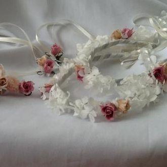 guirlanda-e-apliques-rosas-nude-e-rose-flores-naturais-preservadas-coroas-cor-unica