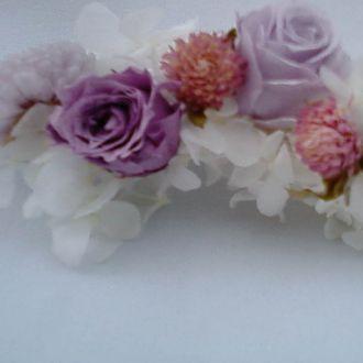 pente-hortensias-e-rosinhas-naturais-preservadas-cor-unica