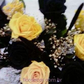arranjo-rosas-amarelas-preservadas+golden-yellow