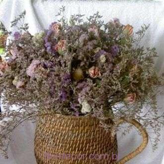 arranjo+de+flores+desidratadas+++cor+unica